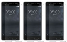 Deltakart Tempered Glass For Nokia 5 - Pack Of 3