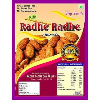 Radhe Radhe California Almonds - 200 Gm