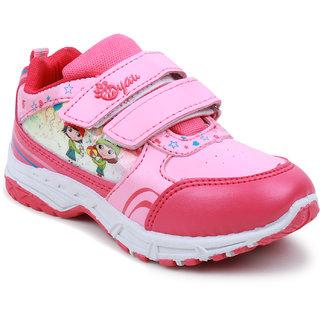 MYAU Boys Girls Velcro Closure Casual Sneakers