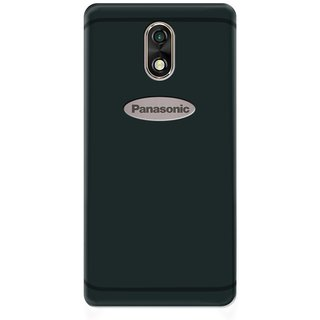best loved 067e7 50082 Mobik Back Cover For Panasonic Eluga Ray 700 Black Matty