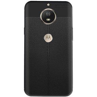 Deltakart Back Cover For Motorola Moto G5S Plus Black