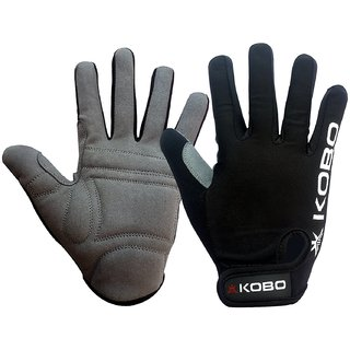 Kobo Cross Fitness Training Gym Gloves / Functional Training Hand Protector (Small)