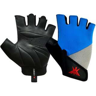 Kobo Professional Gym Gloves For Fitness / Functional Training Hand Protector (Small)