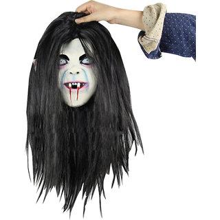 Futaba Halloween Toothy Zombie Latex Mask