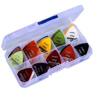 Futaba Alice Acoustic Electric Guitar Picks Case - 50 Pcs