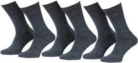 Epitome Mens Woolen Thermal Pack of 3 Pairs Socks