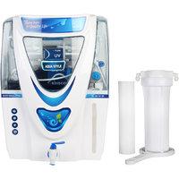 Kinsco Aqua RO + UV + UF Tds Adjuster 15 Ltr Adjuster Water Purifiers (Kin-Aq-Style)
