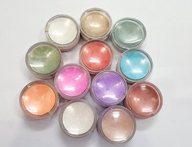 MAKE A GLAMOUR FROM EYECARE 12 COLOR THIN MATTE FOR BEAUTY QUEEN