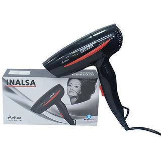 hair dryer inalsa black