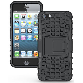 iphone 5 Kickstand Tough Hybrid Armor Back Cover.