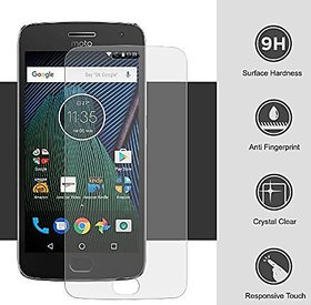 Moto G5S Plus Tempered Glass Anti-Scratch With Free OTG