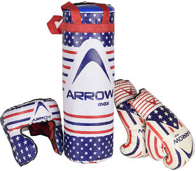 Arrowmax Punching Kit Junior For Ages 5-8years , Multicolor