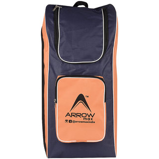 Arrowmax Cricket Kit Bag Pitthu Style Model (SIXER)  Multicolor
