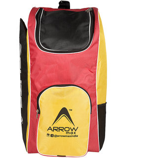 Arrowmax Cricket Kit Bag Pitthu Style Model (ELITE)  Multicolor