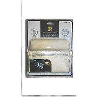 Car Back Seat Organiser Multipurpose Pocket Leather Finish Color (Beige)