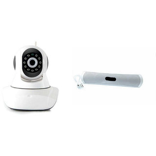 Clonebeatz Wifi CCTV Camera and B13 Bluetooth Speaker for SAMSUNG GALAXY  J5(Wifi CCTV Camera with night vision  B13 Bluetooth Speaker)