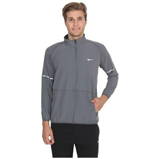 2d8de18e718e Buy Nike Grey Casual Jacket Online   ₹4599 from ShopClues