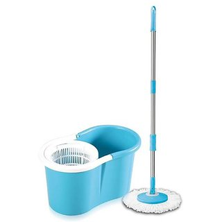 Heavy duty easy mop set