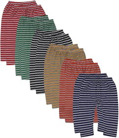 Beunew Multicolor  Pyjama combo for boys and girls(Pack of 12)