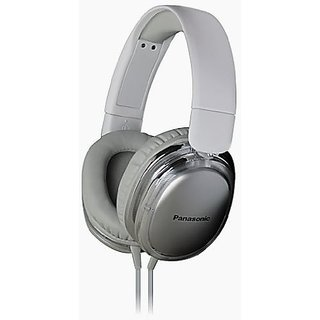 Panasonic RP-HX350ME-W Over The Ear Wired Headphone With Stereo White