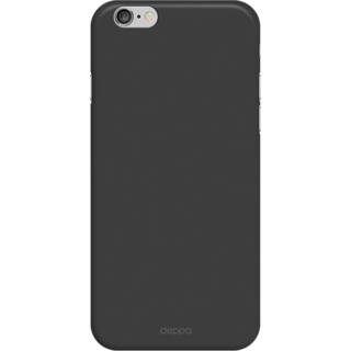 Air Case and protective film for  iPhone 6, black