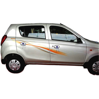 Buy Alto Car Graphics 2 Side Decal Vinyl Body Sticker For Maruti