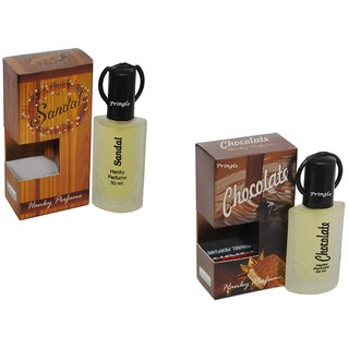 Skyedventures Set of 2 Chocolate and Sandal