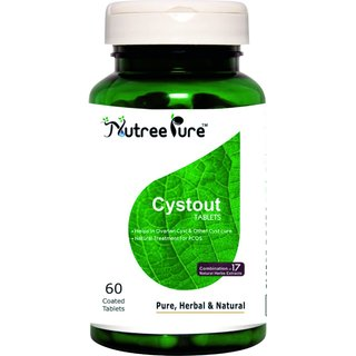 Nutree Pure Cystout Tablets - 60 Veg Tabs