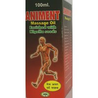 ANIMENT  MASSAGE  OIL  100ML  3PC
