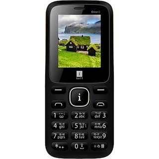 Iball Crown2  (Black  Gold)