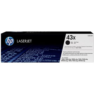 HP 43x Laser Jet Single Color Toner (Black)
