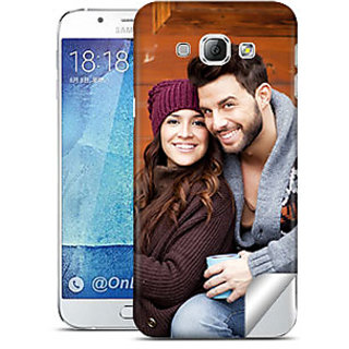 best loved 5a059 d0af9 Khushu Vivo Y55s Print Your Photo On Back Cover