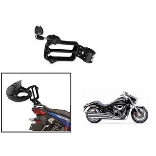 buy autonity bike twin helmet lock for suzuki intruder. Black Bedroom Furniture Sets. Home Design Ideas
