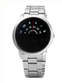 New Black Paidu Latest Designing Stylist Goyu Watch For Men,Boys by miss