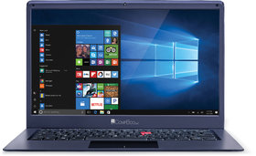 iBall Exemplaire+ CompBook 14-inch Laptop (Atom x5-Z8350/4GB/32GB/Windows 10/Integrated Graphics)