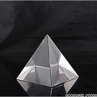 Re-Buy Quartz Crystal Pyramid Healing Gemstone