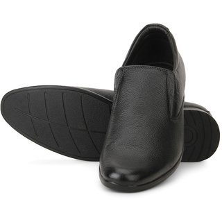 1fb39c13caebc Buy Red Chief Black Men Slip On Formal Leather Shoes (RC3497 001 ...