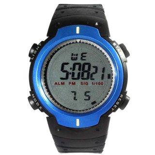 Skmei Blue Timex Digital Watch For Men Boys