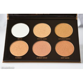 6 Metallic Color Ultimate Glow Kit