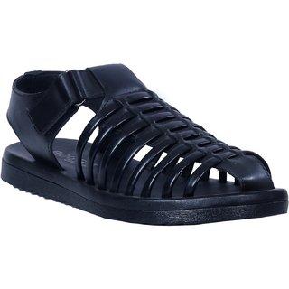 Boggy Confort Black Sandal