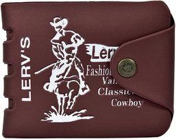Chawla Ap1 Brown Wallet Pack of 1