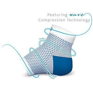 Darco Plantar Fasciitis Sleeve  - For Heel Spurs, Arch Pain  Arch Weakness - Available Size S, M, L, XL (One Piece Set)