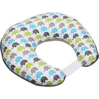 Tahiro Multicolour Cotton Nursing Pillows - Pack Of 1