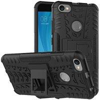 Redmi y1 kickstand Back case Cover