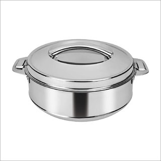 RemaGlobus - Stainless Steel Casserole 2500ml