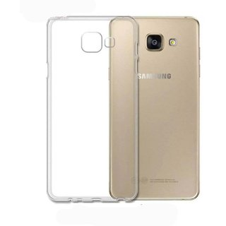 best website c0174 a62cb Samsung Galaxy ON Nxt Transparent Back Cover
