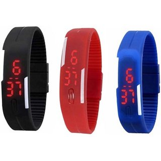 skmei led BRB watch for men women