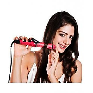2 in 1 hair straighteners and hair dryer with free gift trimmers