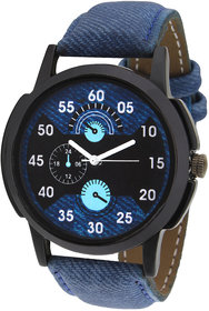 Bhavyam Fashion Analog Round Casual Wear Watch For Men