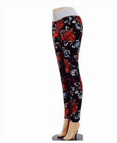 Checked Leggings/women tights/winter legging/Warm leggings/women fleece leggings